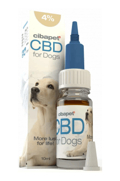CBD for Dogs 4%