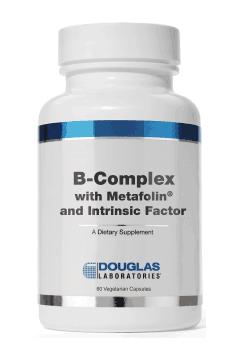 B-Complex with Metafolin