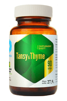 Tansy & Thyme