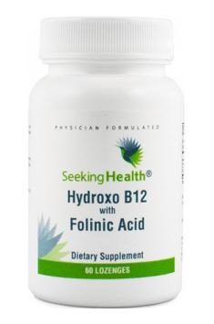 Hydroxo B12 + Folinic Acid
