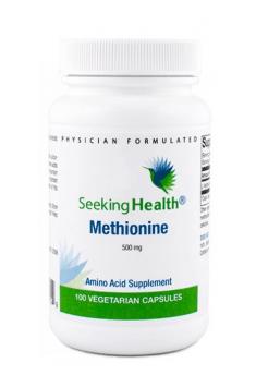 Methionine 500mg