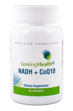 NADH + CoQ10