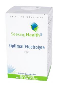 Optimal Electrolytes Sticks