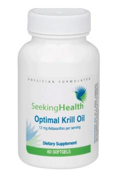 Optimal Krill Oil