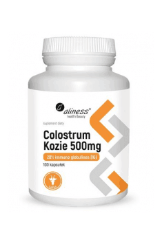 Goat Colostrum 500mg
