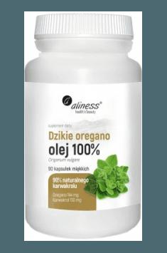 Wild Oregano Oil 100%