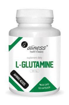 L-Glutamine 500mg