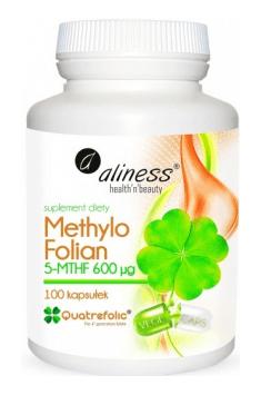 Methyl Folate 5-MTHF 600mcg