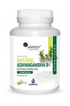 Natural Ashwagandha 9%