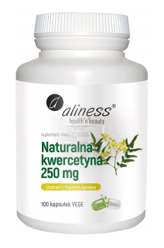 Natural Quercetin 250mg