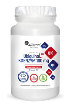 Ubiquinol Koenzym Q10 100mg