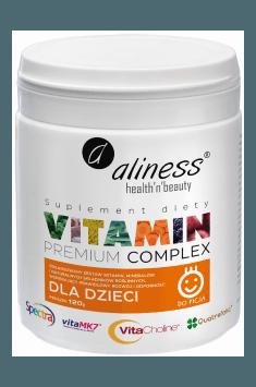Premium Vitamin Complex for Children