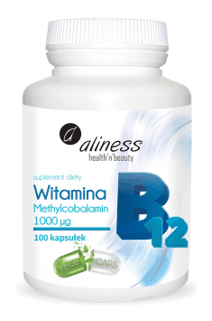Vitamin B12 Methylcobalamin 1000mcg