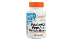 Betaine HCL Pepsin & Gentian Bitters