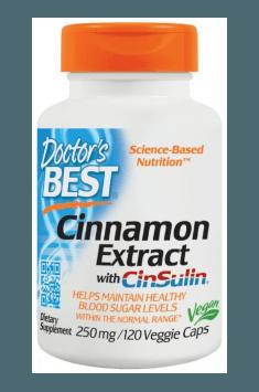 Cinnamon Extract + CinSulin