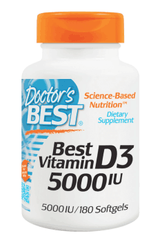 Best Vitamin D-3 5000 IU