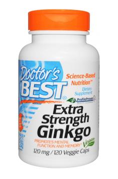 Extra Strength Ginkgo 120mg