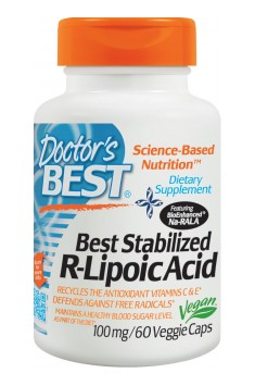 Stabilized R-Lipoic Acid
