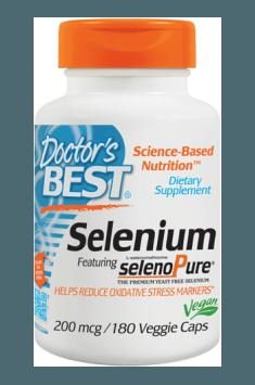 Selenium 200mcg