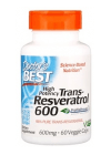 Trans-Resveratrol 600mg