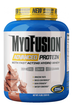 MyoFusion Advanced Protein