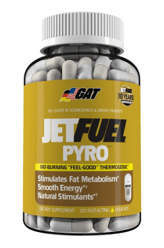 Jet Fuel Pyro