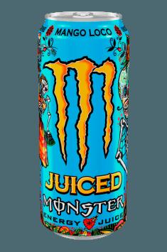 Juiced Monster Mango Loco