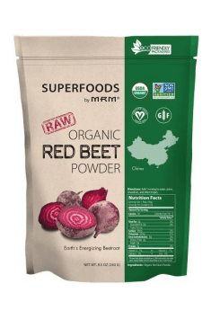 Organic Red Beet Powder