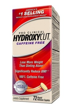 Hydroxycut clinical pro