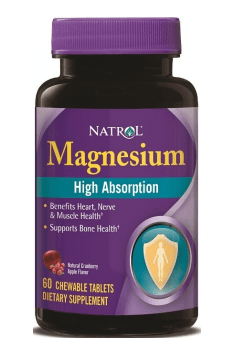 Magnesium High Absorption