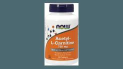 Acetyl L-Carnitine 750mg