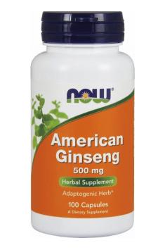 American Ginseng 500mg