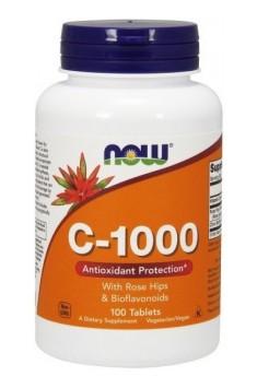 Vitamin C-1000 with Rose Hips & Bioflavonoids