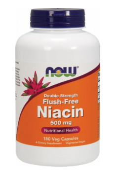 Flush-Free Niacin Double Strength