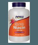Flush-Free Niacin 500mg 180 caps.