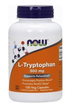 L-Tryptophan 500mg