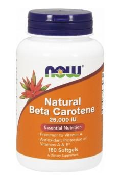 Natural Beta Carotene 25,000IU
