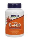 Natural E-400 + Selenium