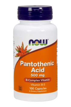Pantothenic Acid 500mg