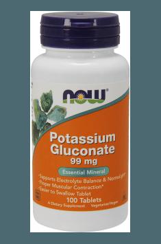 Potassium Gluconate 99mg