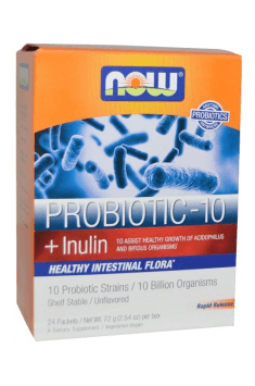 Probiotic-10 + Inulin