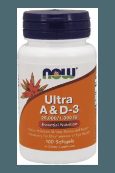 Ultra A & D3 25000/1000 IU