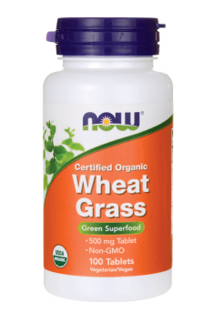 Wheat Grass 500mg