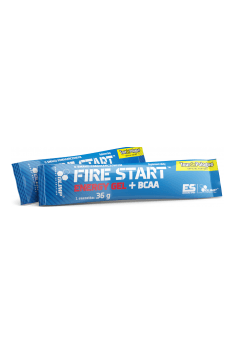 FireStart Energy Gel + BCAA