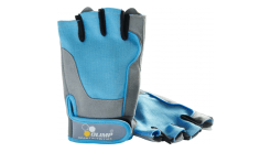 Fitness One Gloves (Blue)