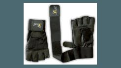 Hardcore Competition Wrist Wrap Gloves