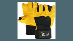 Hardcore Raptor Gloves (Yellow)