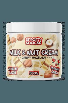 Milk & Nut Cream