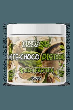 White-Choco Pistachio with whey