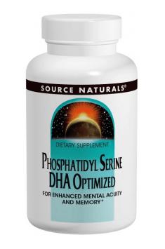 Phosphatidylserine DHA Optimized